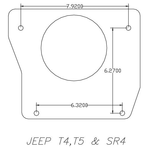 Borg-Warner SR4 | Tech Vault | Advance Adapters