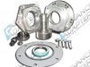 50-043X : 1997 to current GM 4L60E/4L65E 4wd  to theJeep NP231 transfer case,adapter kit.